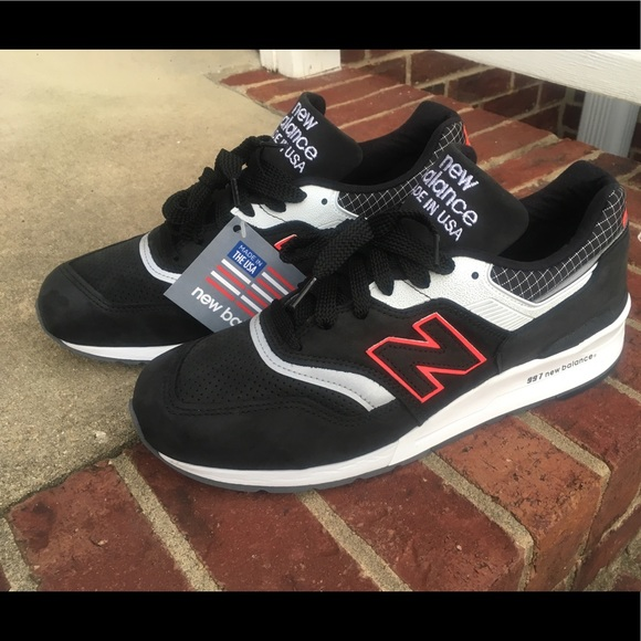 check out 49908 60cfe New Balance 997 NWT